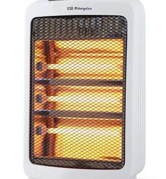 estufas electricas bajo consumo