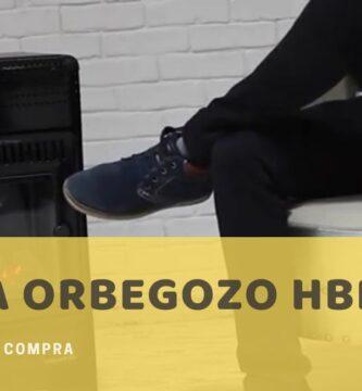 Orbegozo hbf 95 estufa de gas