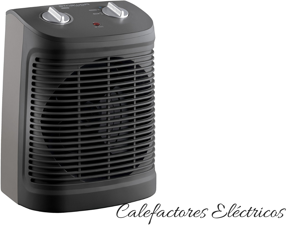 calefactores electricos los mejores