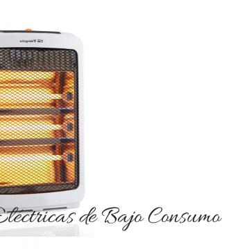Estufas electricas de bajo consumo