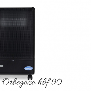 Orbegozo hbf 90 La estufa de gas butano 4200W