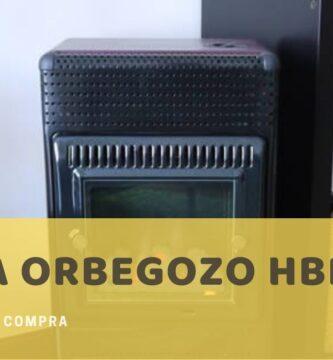 Orbegozo hbf 90 estufa de gas