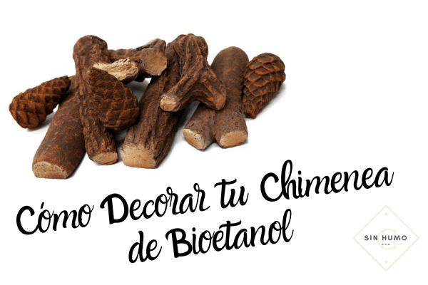 Como decorar chimenea bioetanol