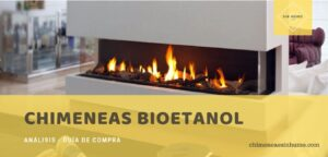 mejores chimeneas bioetanol
