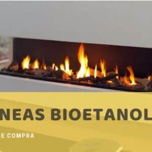 Mejores Chimeneas de Bioetanol - Guía De Compra