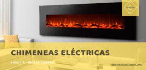 mejores chimeneas eléctricas