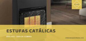 mejores estufas catálicas