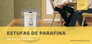 mejores estufas de parafina