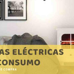 Mejores Estufas Eléctricas Bajo Consumo - Análisis