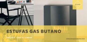 mejores estufas gas butano