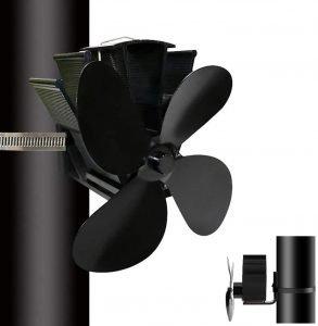 mejor ventilador chimenea