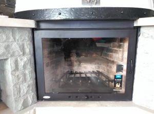 hotfiredoor puerta chimenea