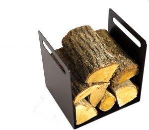 cesta de leña tradexn