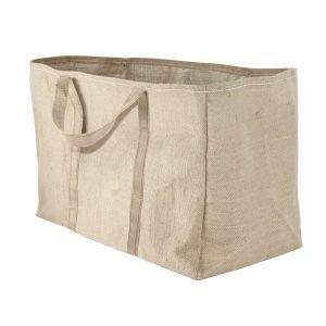 cesta de leña greengeers