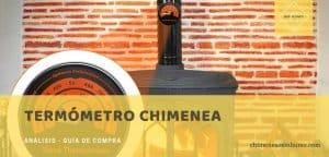 mejor termómetro chimenea
