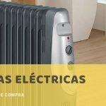 Mejores Estufas Eléctricas - Análisis