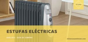 mejores etsufas eléctricas