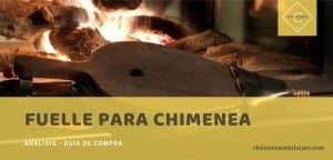 mejores fuelles para chimeneas