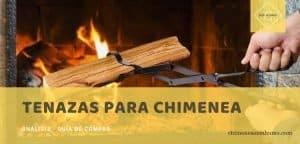 mejores tenazas para chimenea