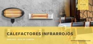 mejores calefactores infrarrojos