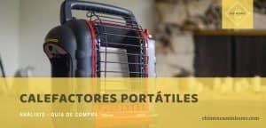 mejores calefactores portátiles